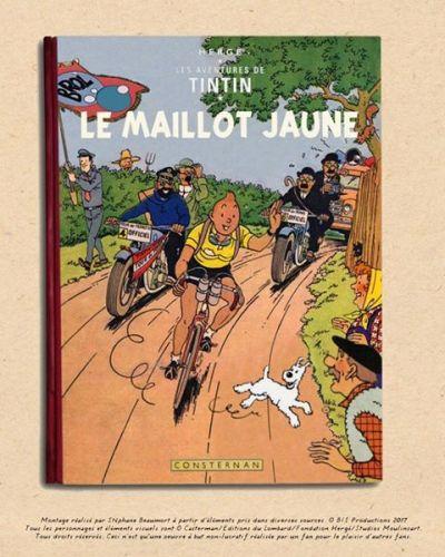 LE MAILLOT JAUNE