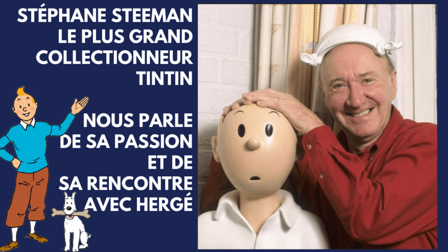 INTERVIEW DE STEPHANE STEEMAN (Vidéo de 3 minutes)