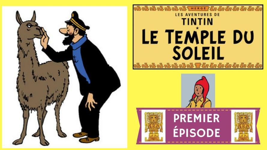 VIDÉO : FEUILLETON RADIOPHONIQUE TEMPLE DU SOLEIL (1959) - ÉPISODE 1.