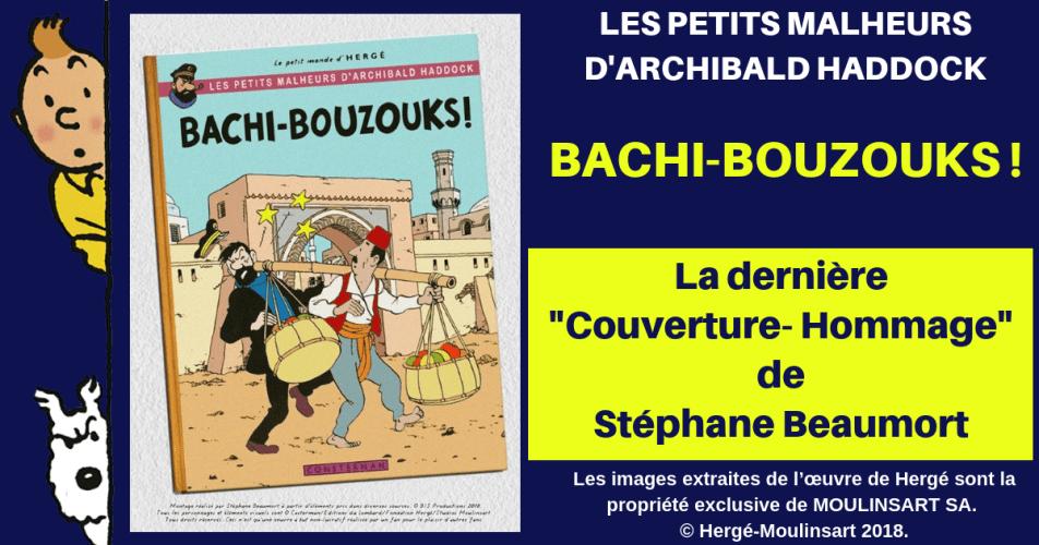 COUVERTURE HOMMAGE : BACHI BOUZOUKS