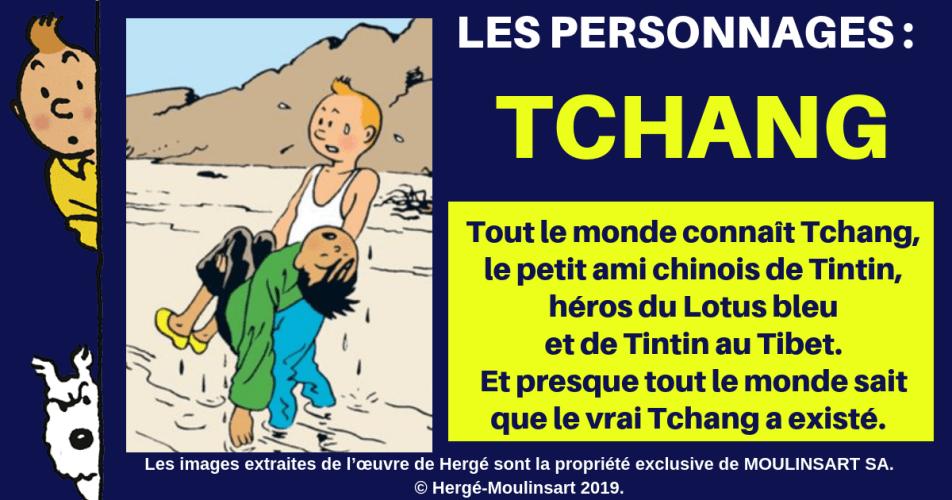 TCHANG : LE JEUNE HÉROS DU LOTUS BLEU
