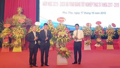 TrườngĐại học Hùng Vương khai giảng năm học 2019-2020