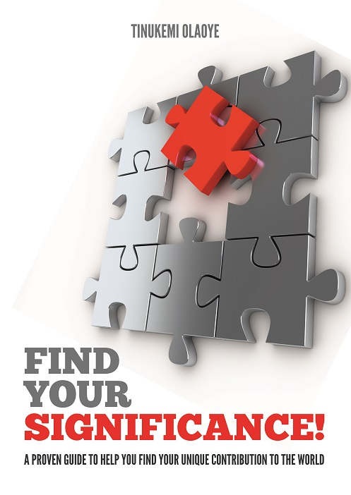 Find Your Significance cover