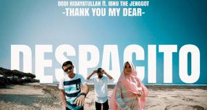 Despacito Lirik Di Sulap Menjadi Lagu Dakwah - Muslim Version