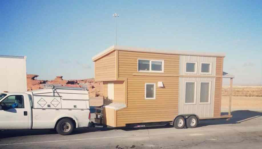 Our Tiny House Towing Adventure: Part One