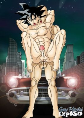 2 horny light-haired manga pornography fags pulverizing their taut ass-holes outside