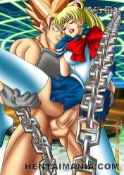 Cherry diminutive manga porn lesbian getting romped in a three way