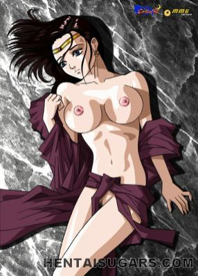 Captivating hentai vixens taunting us with their incredible bods