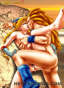 Tawny anime porno vixen getting puny cooter ate by a stellar boy