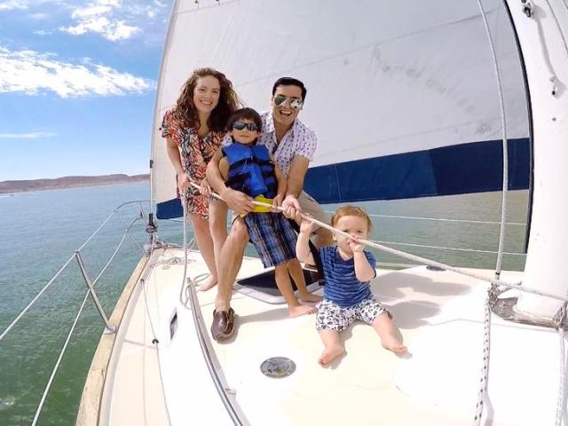 Image result for family sailing