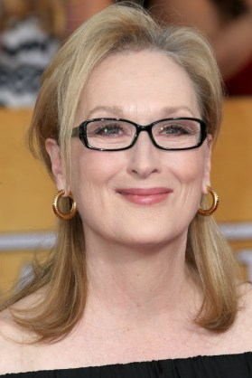 LOS ANGELES, CA - JANUARY 18: Actress Meryl Streep attends the 20th Annual Screen Actors Guild Awards at The Shrine Auditorium on January 18, 2014 in Los Angeles, California. (Photo by Frederick M. Brown/Getty Images)