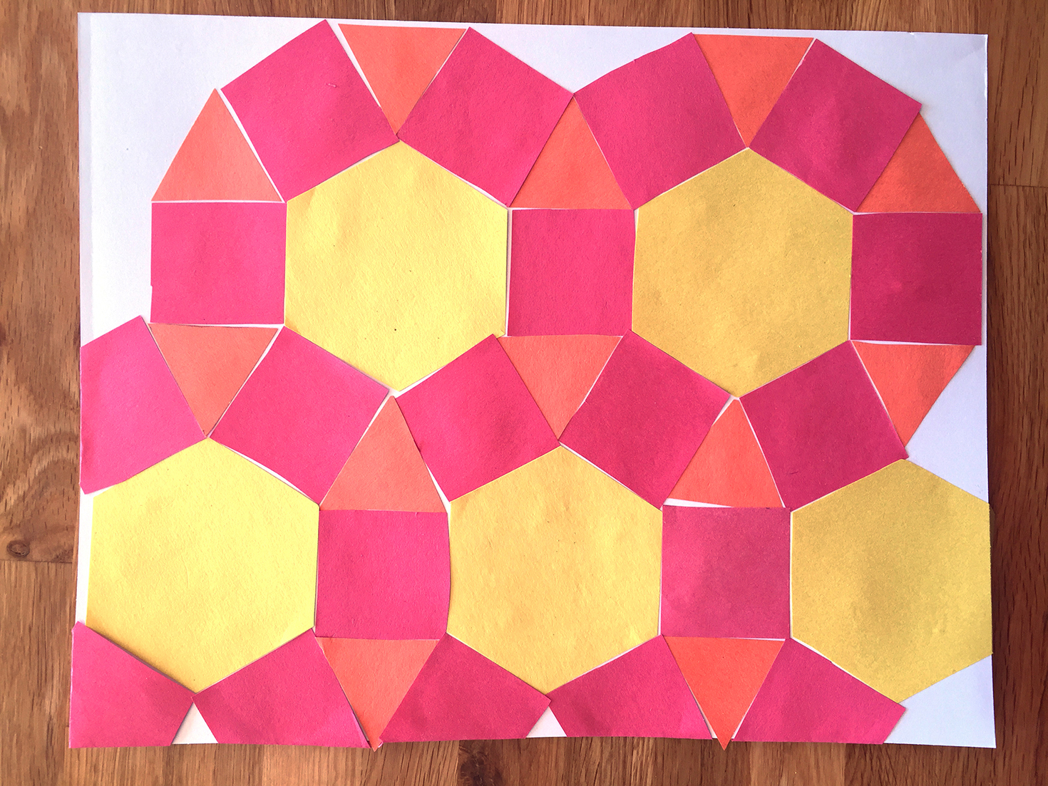 Homes Activity 3 Make A Tessellation
