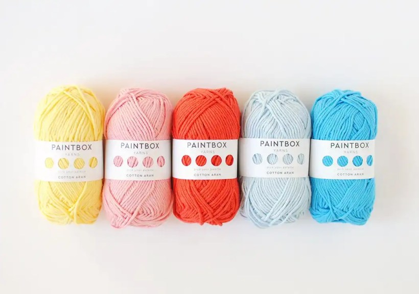Paintbox Yarn Cotton Aran
