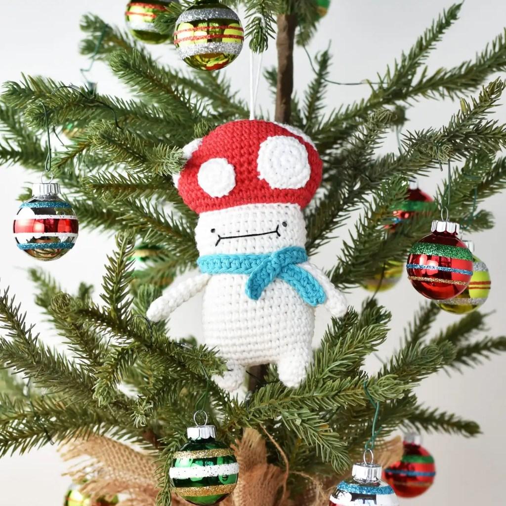 25+ Free Patterns of Crochet Christmas Ornaments | Crochet ... | 1024x1024