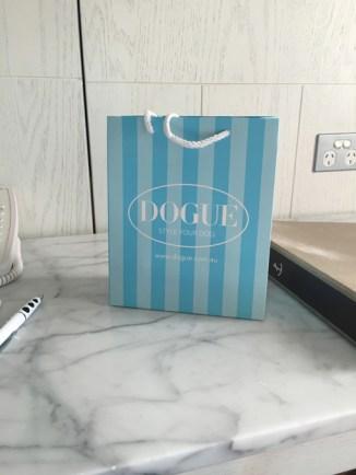 Dogue Gift Bag