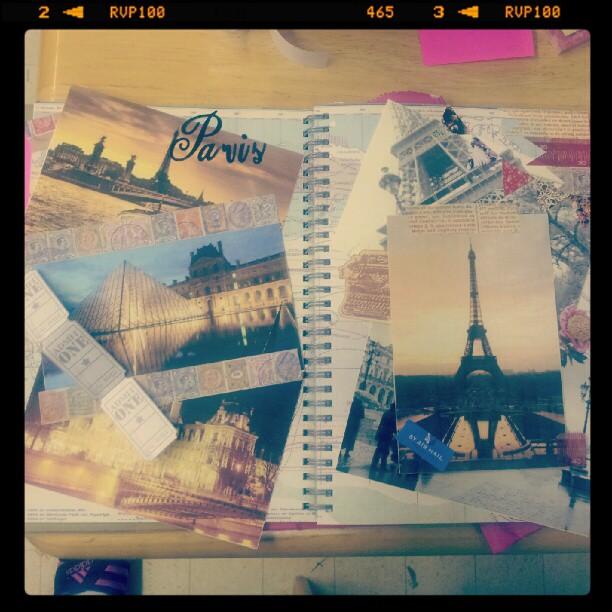 Smashing to Paris