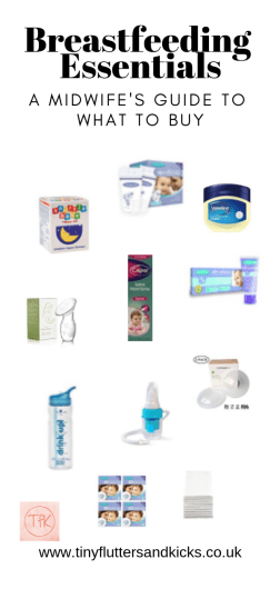Breastfeeding supplies