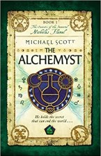 Cover The Alchemyst von Michael Scott