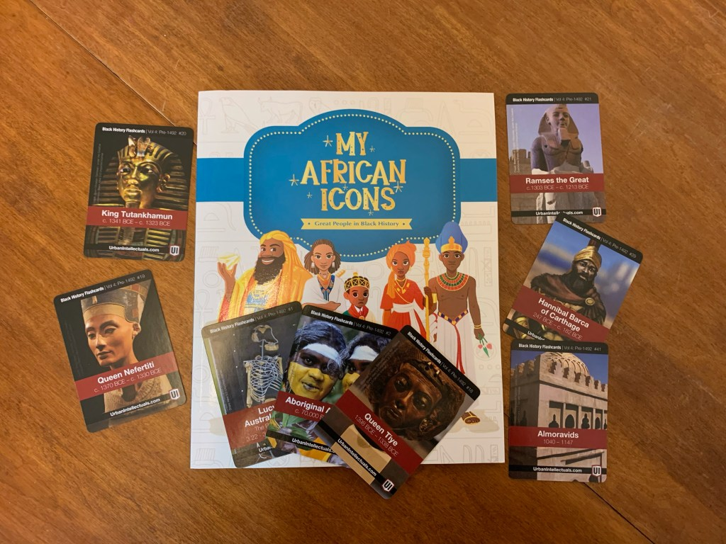 black excellence history - homeschool curriculum