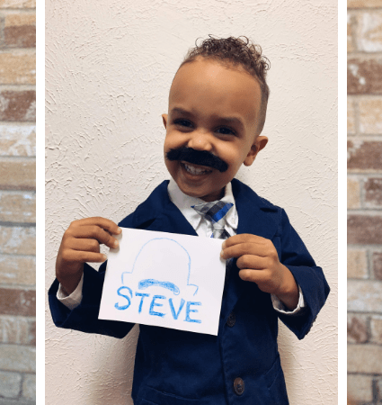 7 Adorable Toddler Halloween Costumes Using What You Have at Home