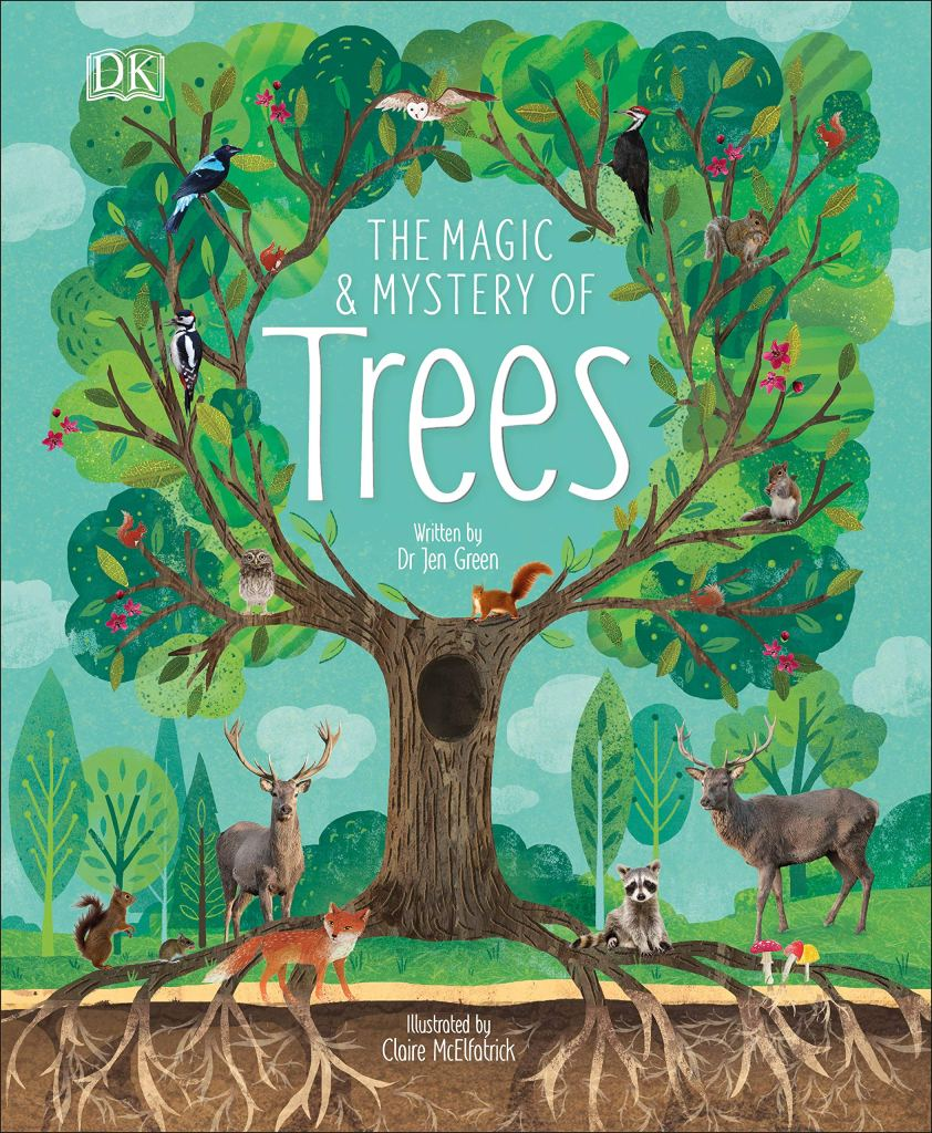 The Magic & Mystery of Trees - homeschool library