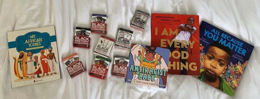 Black History Month Preschool Homeschool Resources {Starter Kit}