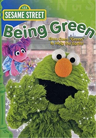 Sesame Street - Being Green - Earth Hour Ideas