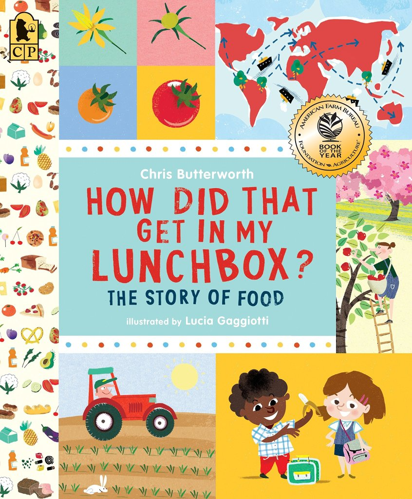 How Did That Get in My Lunchbox?- The Story of Food