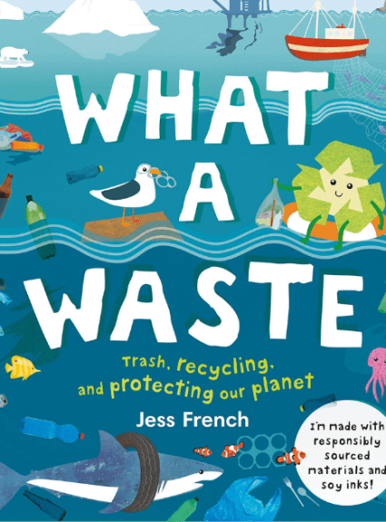 10 Informative Children's Books About Food Waste & Farming