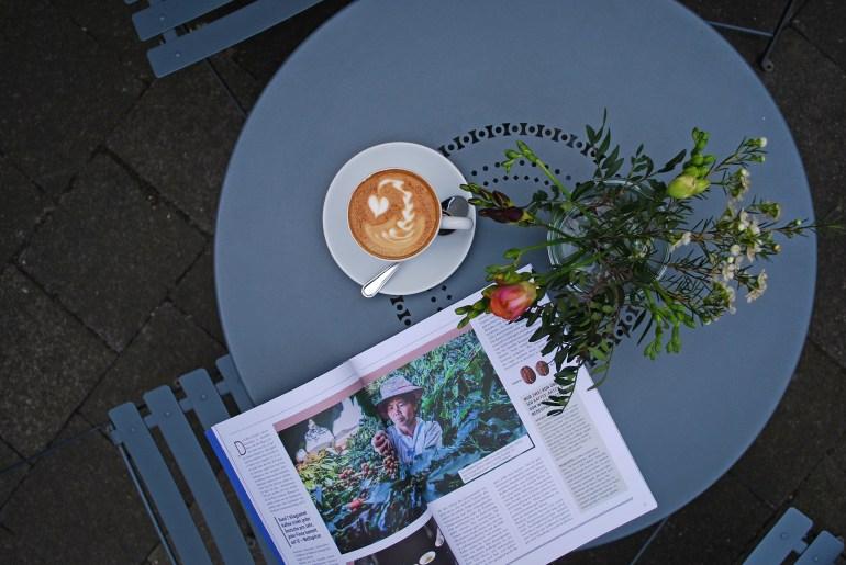 Kaffee Slow Food, Achtsamkeit, Slow Living, kaffeegenuss, Ein guter Plan, Röstbar