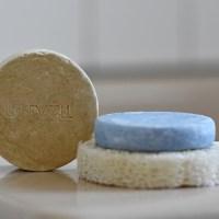 3 feste Shampoos im Vergleich