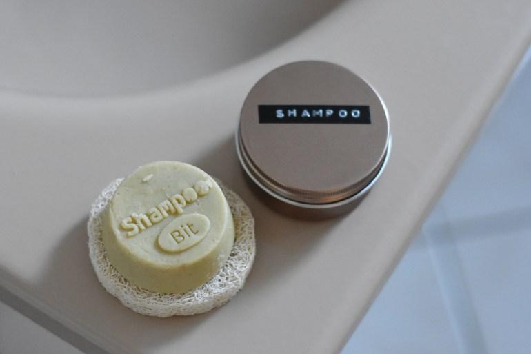 ShampooBit Rosenrot, ShampooBit, Rosenrot Manufaktur, festes Shampoo, Shampoobar