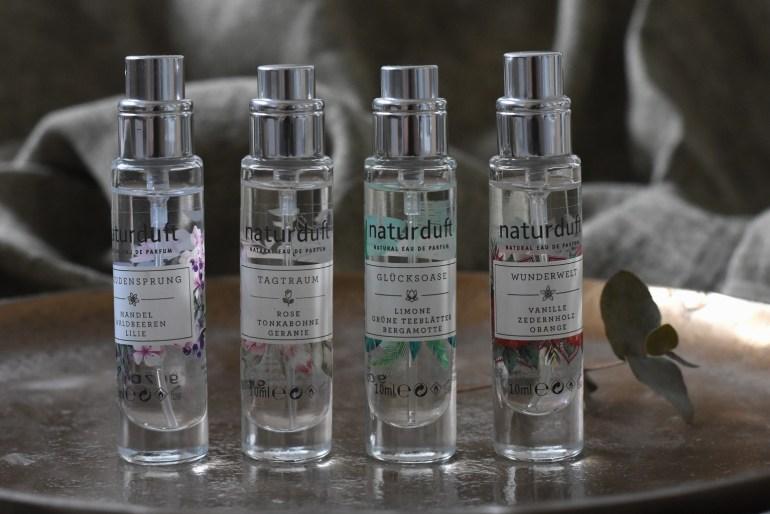 Alverde Parfums, Alverde Neuheiten Herbst 2019