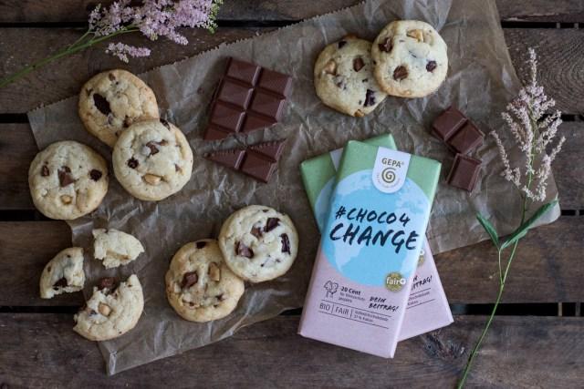 Backen fürs Klima mit der #Choco4Change