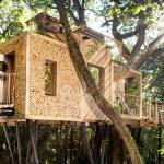 25 Best Treehouses In The Uk Tiny Home Hub