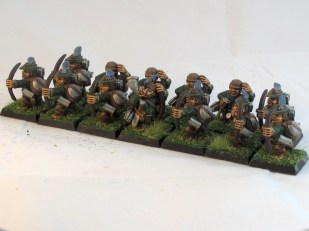 Halfling regiment