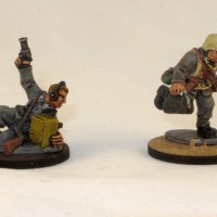 Which Army Painter Quickshade to use on Germans?