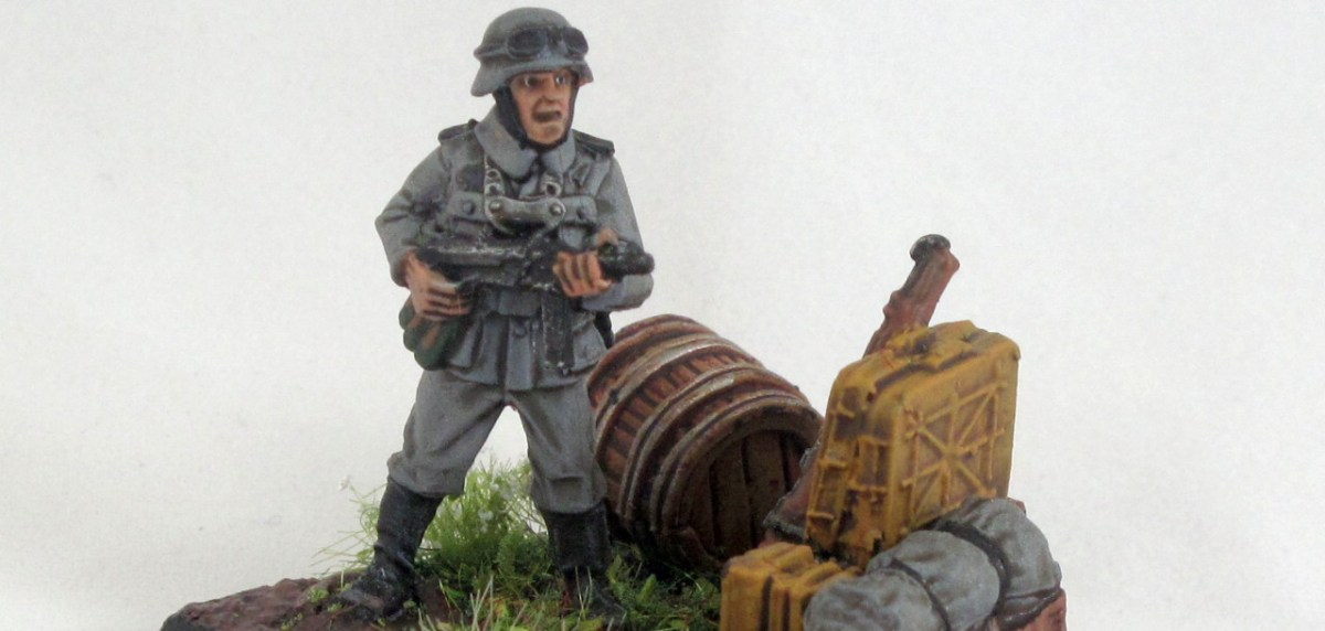 German Jump Off Points for Chain of Command
