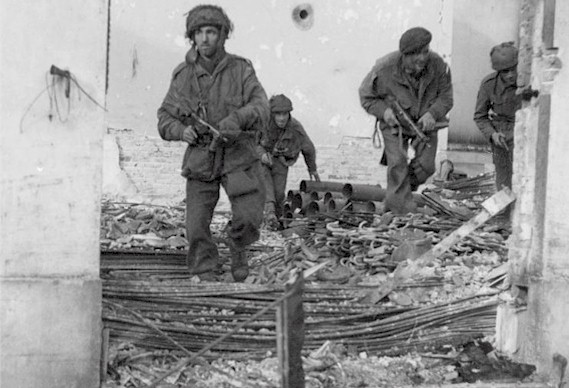 Breaking Through to Frost at Arnhem: Campaign setup