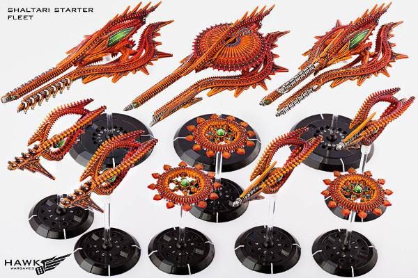 Shaltari fleet