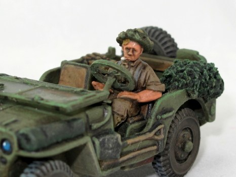 I really like this Warlord driver mini, tons of character.