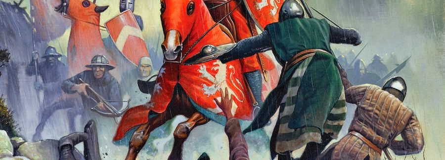 Everything you need to play Lion Rampant