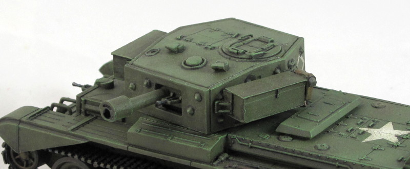 Warlord Cromwell Close Support conversion