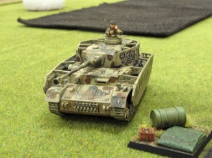...but it's no use and the German tank snatches a JOP