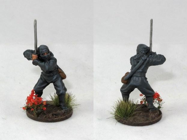 Ninja leader