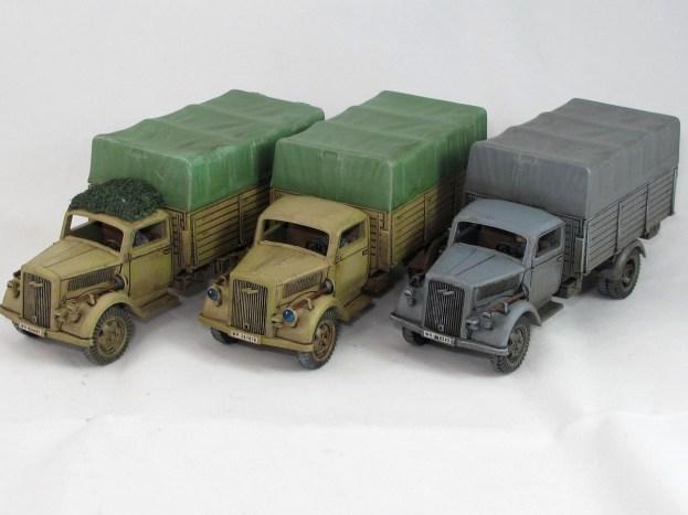 My convoy