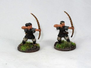 Archers from The Assault Group