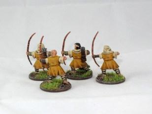 TAG Sohei archers 2