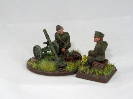 Soviet 82mm Mortar 2