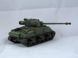 Blitzkrieg Sherman VC
